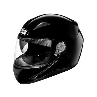 Studds - Full Face Helmet - Shifter (Black)[Large - 58 cms]