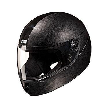 Studds - Full Face Helmet - Chrome Elite (Black) [Large - 58 cms]