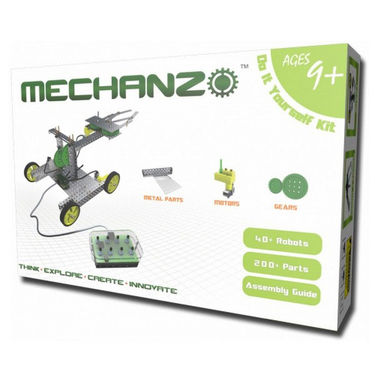 Thinnk Ware Mechanzo Educational Toy kit - 9 Plus