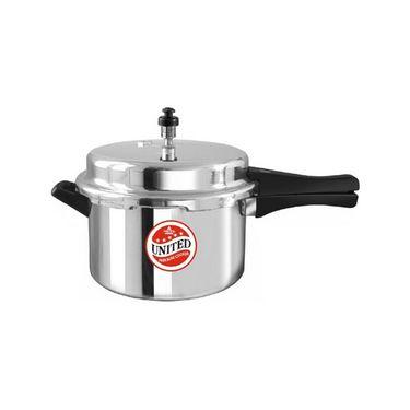 United Outerlid Pressure Cooker Elegance Plus 5 Ltr