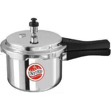 United Outerlid Pressure Cooker Elegance 3 Ltr