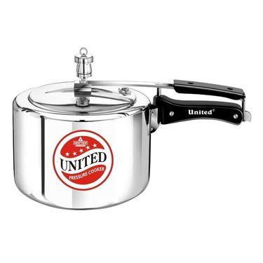 United Innerlid Pressure Cooker Regular 2.5 Ltr