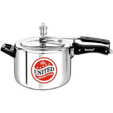 United Innerlid Pressure Cooker Regular 5 Ltr