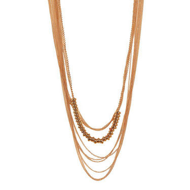 Urthn Fancy Long Chain in Necklace - Multicolour - 1103005