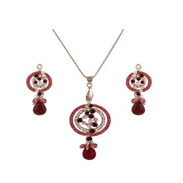 Combo of 5 Variation Nacklace Sets + 2 Chain Pendant Sets + 1 Pearl Necklace Set_Vd16411