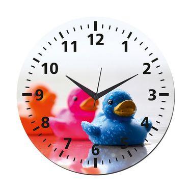 meSleep Chick Digital Printed Wall Clock-WC-R-01-12
