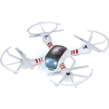 4 Channel RC X Drone Scout with FPV Camera - White