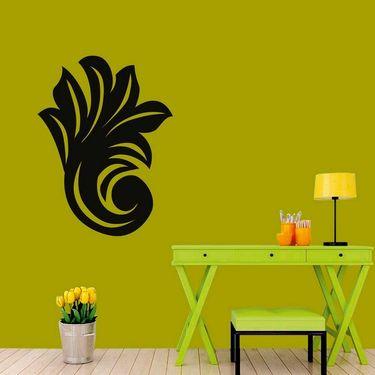 Floral Decorative Wall Sticker-WS-08-008