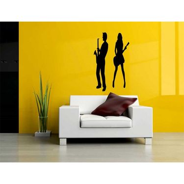Couple Decorative Wall Sticker-WS-08-033