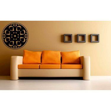 Floral Decorative Wall Sticker-WS-08-051
