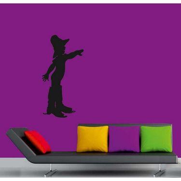 Boy Decorative Wall Sticker-WS-08-071