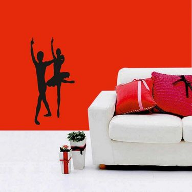 Couple Decorative Wall Sticker-WS-08-094