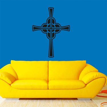 Rangoli Design Decorative Wall Sticker-WS-08-095
