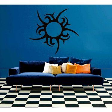Rangoli Design Decorative Wall Sticker-WS-08-152