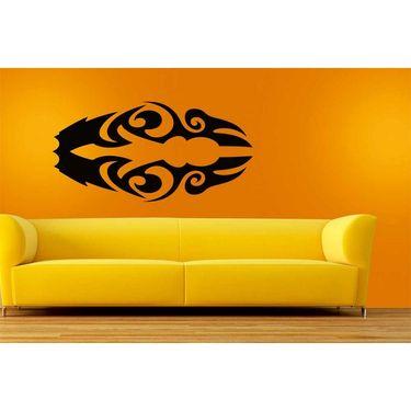 Rangoli Design Decorative Wall Sticker-WS-08-153