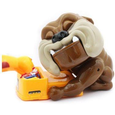 Steal the Snoring Dog Bones - Flake Out Bad Dog Game