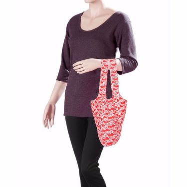 Combo of 2  Womens Canvas Be For Bag With Wristlet -dsb10