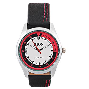 Combo of Zion Fashion 1 Wrist Watch + 1 Sunglasses + 1 Belt_ZW 429