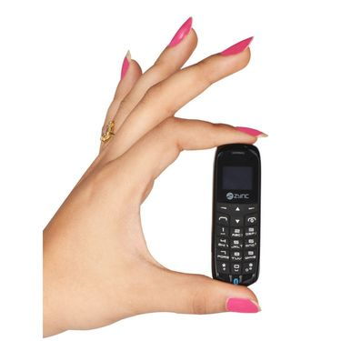 World's Smallest Mobile Phone cum Bluetooth Handset