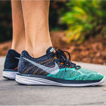 Nike Flyknit Running Shoes_NF-04-Green