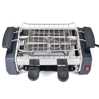 Mini Electric Grill & BBQ Grill 1000W