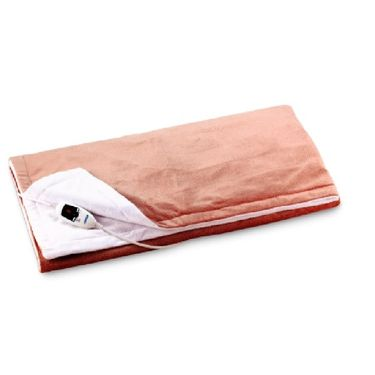 Bremed BD 7840 Electric Heating Soft Fleece Overblanket