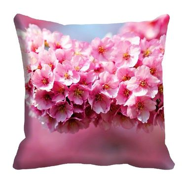 Set of 4 Nature Graphic Digitally Printed cushion covers-cd-4Nature