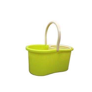 Alpine Platina easy spin mop Green