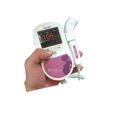 Neclife Pocket Fetal Doppler