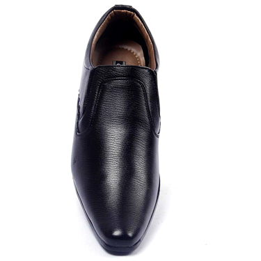 Foot n Style Formal Shoes  FS222 - Black