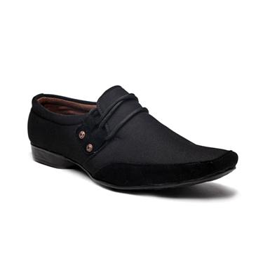Foot n Style Parachute Foam Casual Shoes  FS119 - Black