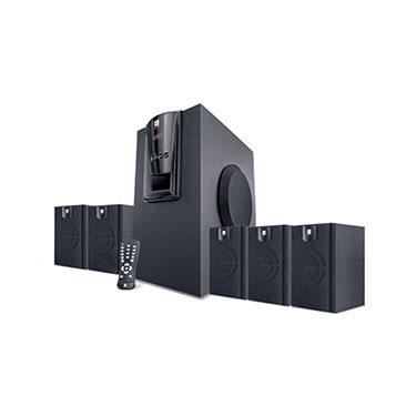 iBall Raaga 5.1 Speaker - Black