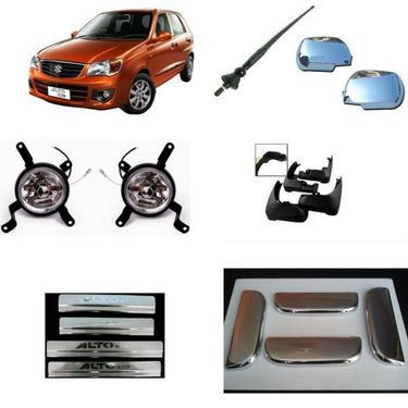 Combo Of Alto K 10 Car Accessories-k10_acce