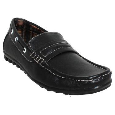 Detak Pvc Loafer Shoes -Rocky2