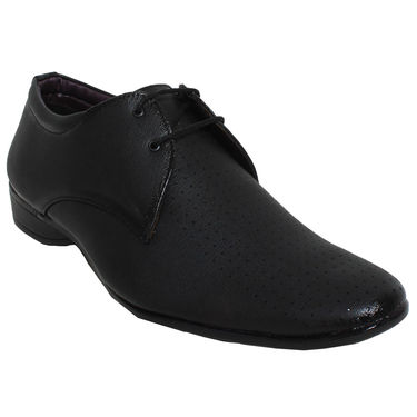 Detak Synthetic Leather Formal Shoes -Rocky24