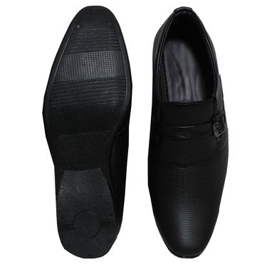 Detak Synthetic Leather Formal Shoes -Rocky25