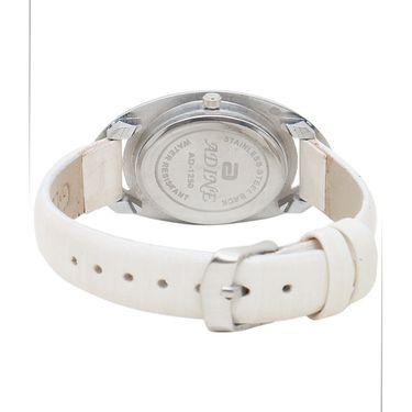 Adine Analog Wrist Watch For Women_Ad1250w - Silver