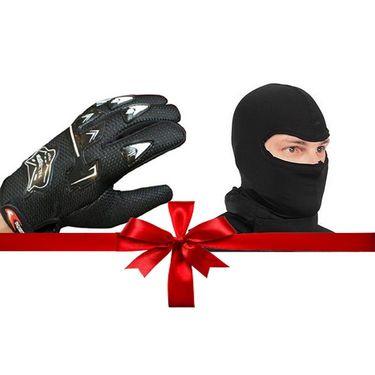 Combo Knighthood Gloves + Balaclava
