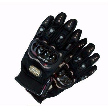 Pro-Biker Full Finger Bikers Gloves