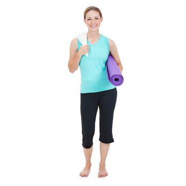 Facto Power Yoga Mat - 6 Mm