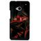 Snooky Digital Print Hard Back Case Cover For Htc One M7  Td12047