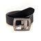 Porcupine Pure Leather Belt - Black_GRJBELT2-9