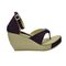 Ultimate PU Wedges - Voilet