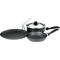 Hawkins Futura 3pcs Nonstick Cookware Set - Black QS1
