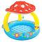 Intex 57407 Dolphin Mushroom Baby Pool