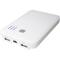 Vox 5400mAh Power Bank - White