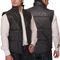 Pistn Sleeveless Jacket For Men_WV0011065 - Brown
