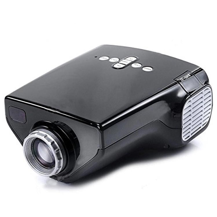 Buy zingalalaa e03 16w mini multimedia lcd image system for Micro hdmi projector