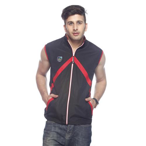 Buy Harvest Half Sleeve Jacket For Men - Black_12316373 Online At Best Price In India On Naaptol.com