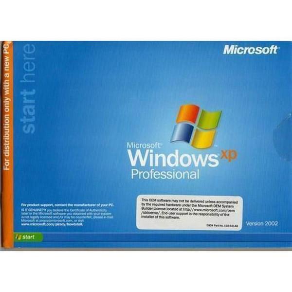New microsoft window xp professional service pack 3 price for Window xp service pack 3